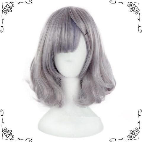 Grey Lolita Cosplay Wig KW165664