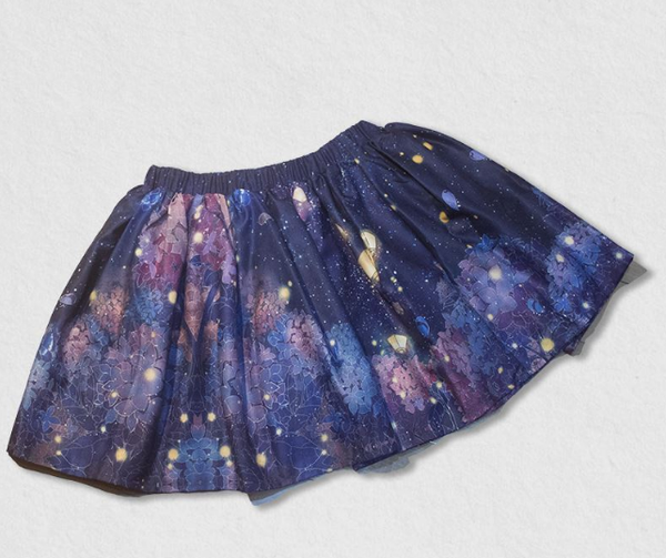 Harajuku Fashion Galaxy Coat/Skirt Shorts