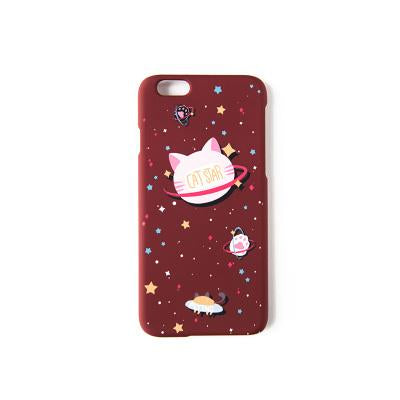 Japanese Kawaii Star Cat Iphone Phone Case KW1711042