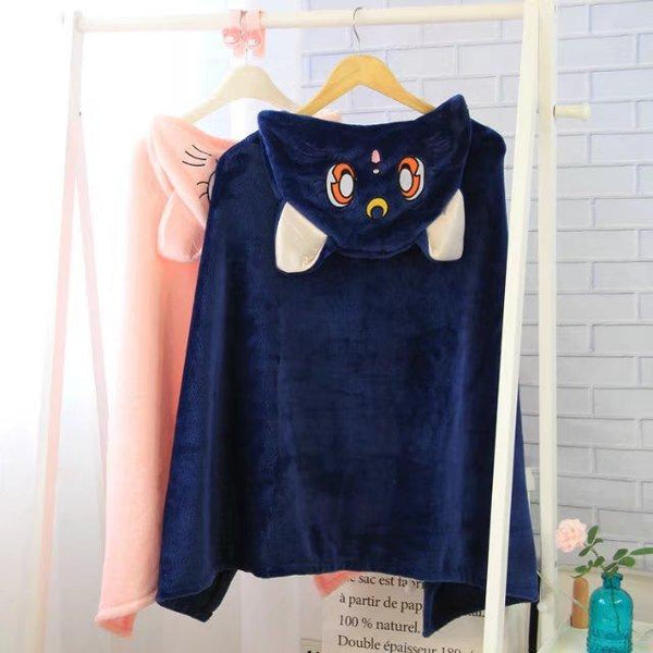 Japanese Sailor Moon Cloak Coat