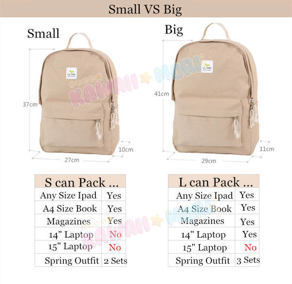 Students Canvas Backpack KW1710376