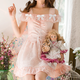Sweet Chiffon Dress