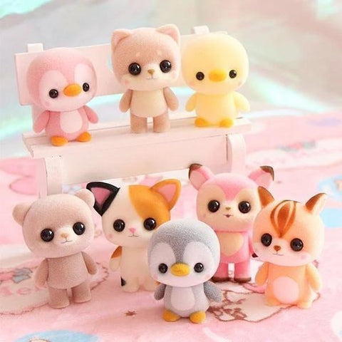 Kawaii Animals Doll K13618