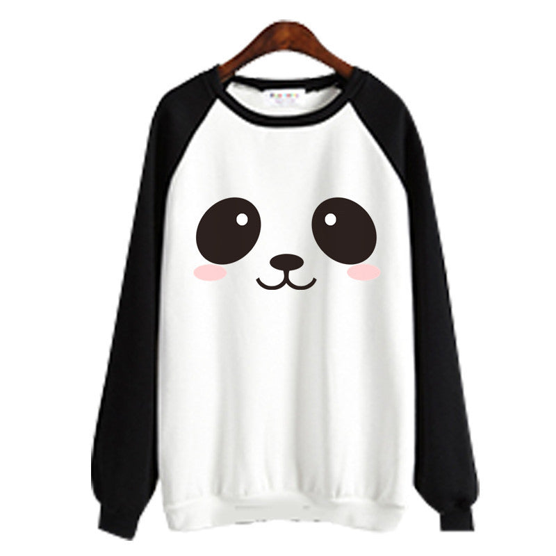 Kawaii Panda with Blush Jumper KW167547