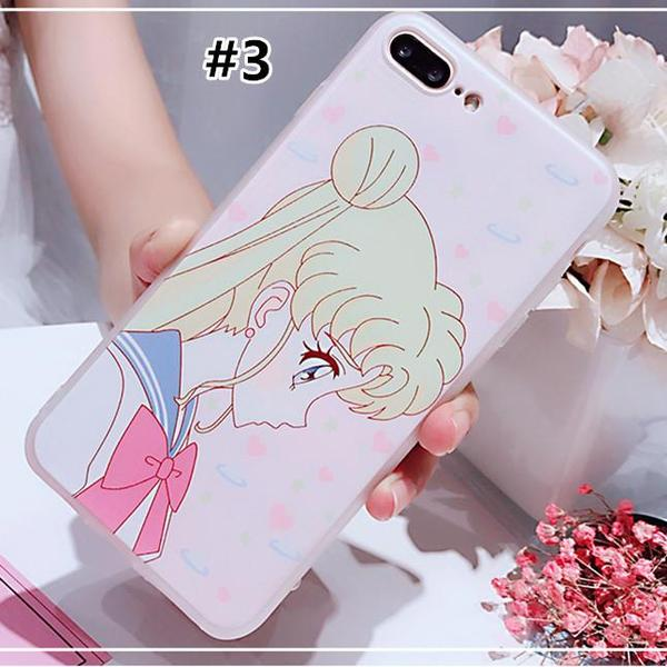 Kawaii Sailor Moon Phone Case KW1711187