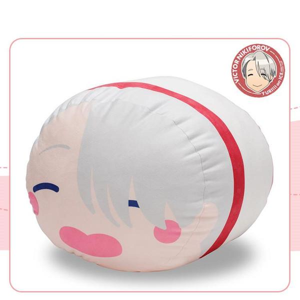 Kawaii [YURI!!! on ICE] Anime Cushion Pillow KW178896