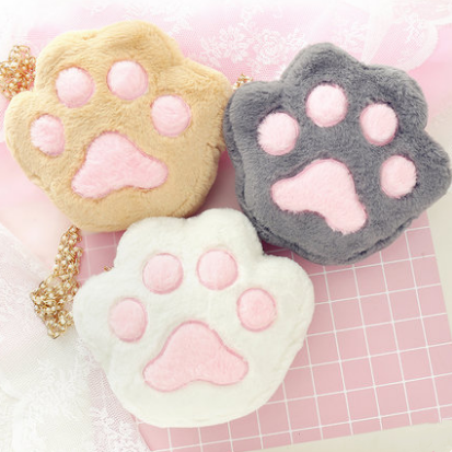 Kawaii Cat's Paw Bag KW1710999