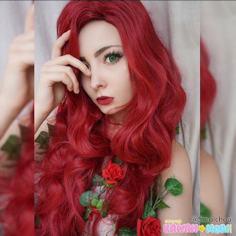 Little Mermaid Ariel Cosplay Wig KW179159
