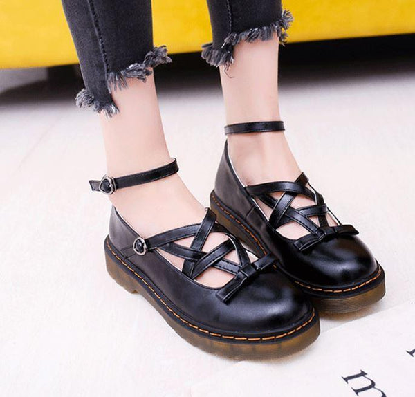 Lolita Pentagram Casual Shoes KW178819