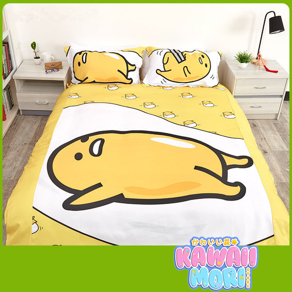 Lovely Gudetama Bedding Sheet K13425