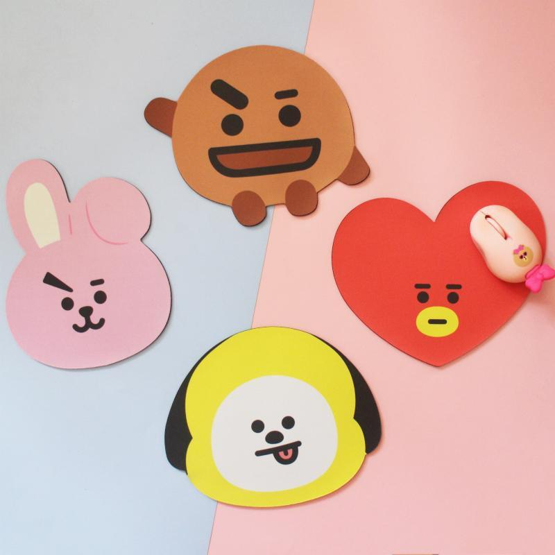 BTS BT21 Mouse Pad