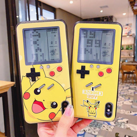 Pokemon Gameconsole Phone Case