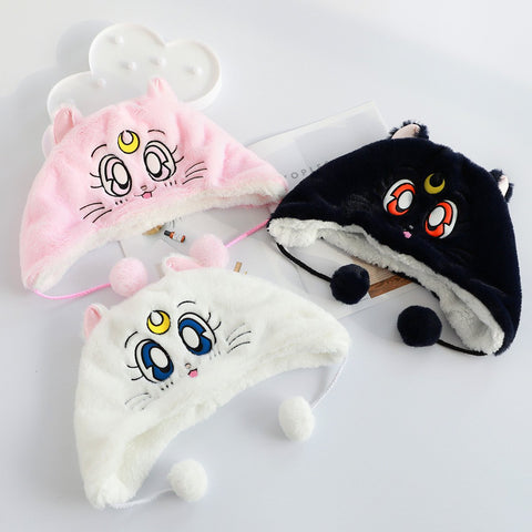 Sailormoon Sakura Plush Hat