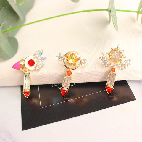 Cardcaptor Sakura Brooches Pin