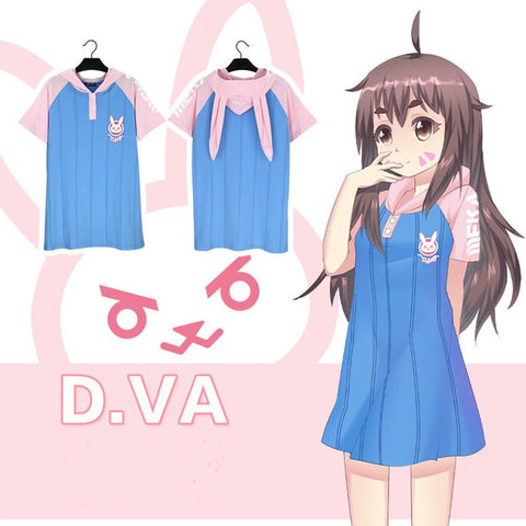 OW Dva Comic Long T-shirt KW1710307
