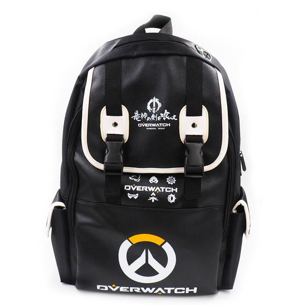 OW GENJI HANZO DVA Backpacks