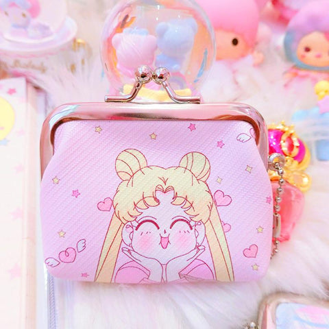 Pastel Sailor Moon Usagi Purse