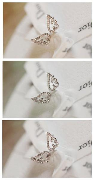 Pink/Silver/Golden Cardcaptor Sakura Angel Wings Ring KW1710454