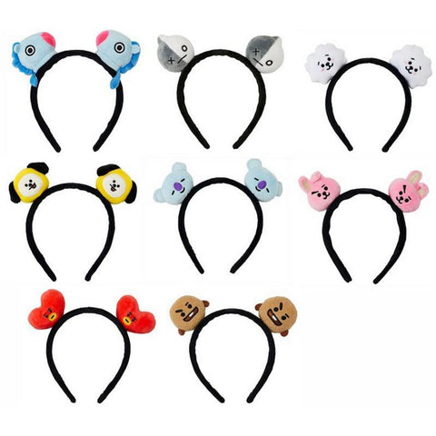 BTS X BT21 Hair Band