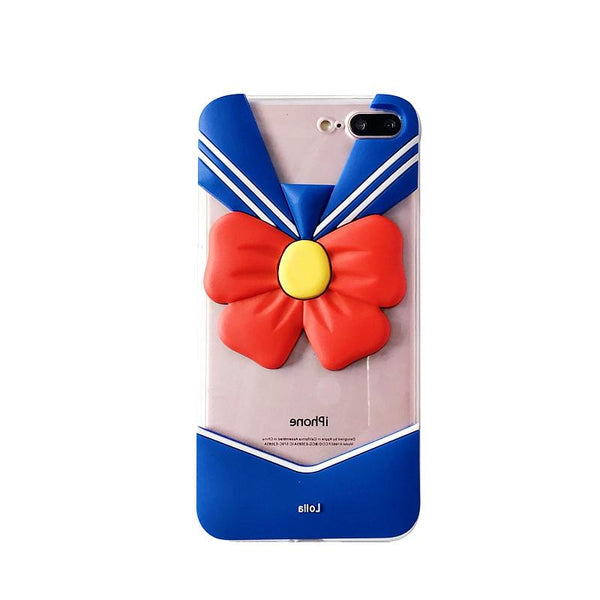 Red/Blue Sailor Moon IPhone Phone Case KW1711105