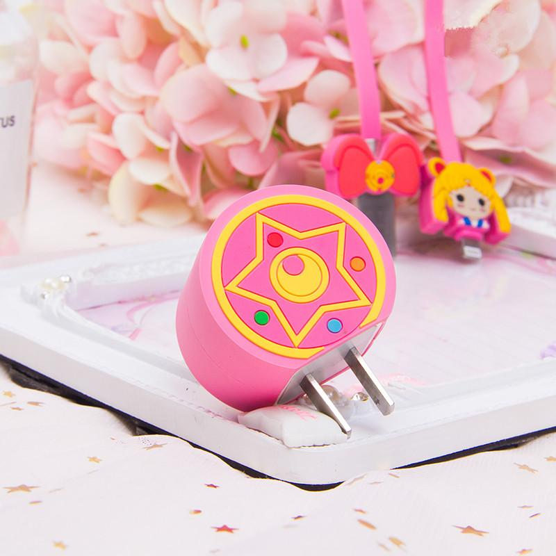 Sailor Moon/Cardcaptor Sakura Phone Charger K13179