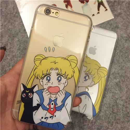 Sailor Moon Usagi iPhone Case KW165228 - kawaiimoristore