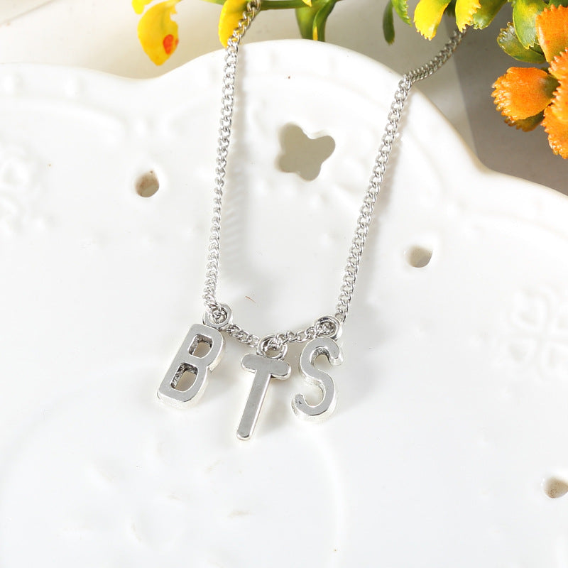 Sweet BTS Necklace KW1812625