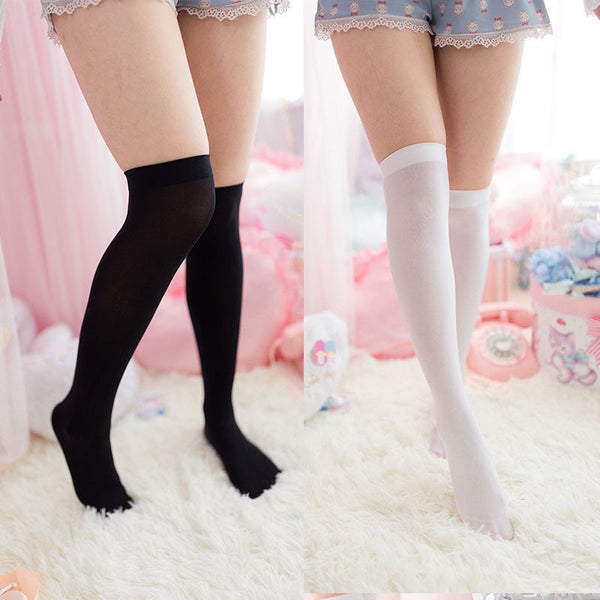 Black/white Stocking KW179337