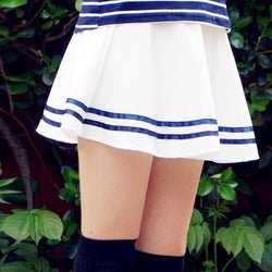 Students Navy Skirt