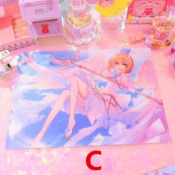 Cardcaptor Sakura Table Mat