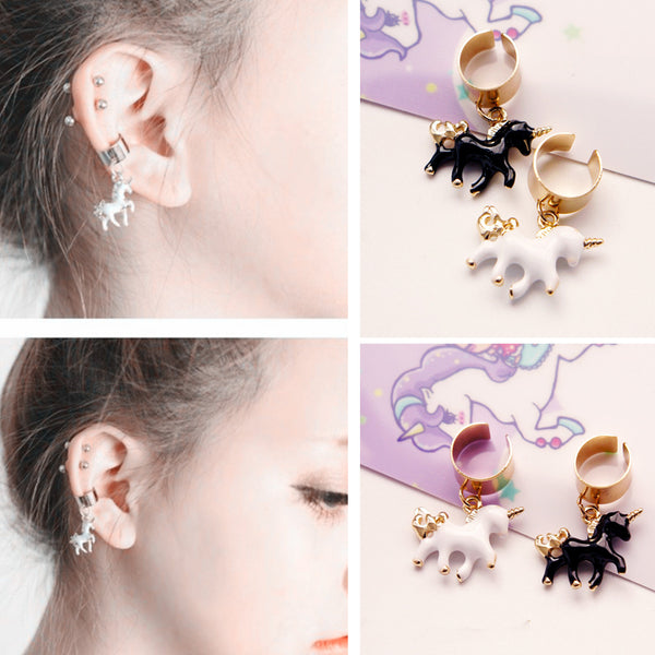 [SALE!] J-fashion Kawaii Fairy Unicorn Earring KW179223