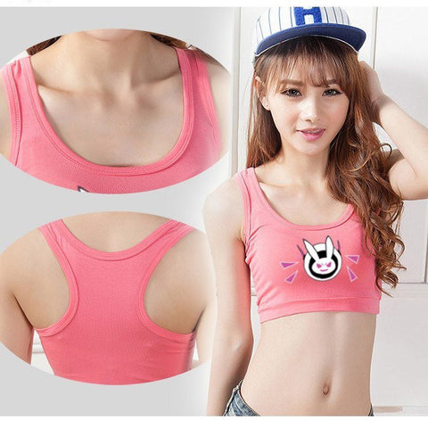 I Play To Win D.VA Sports Vest KW167877