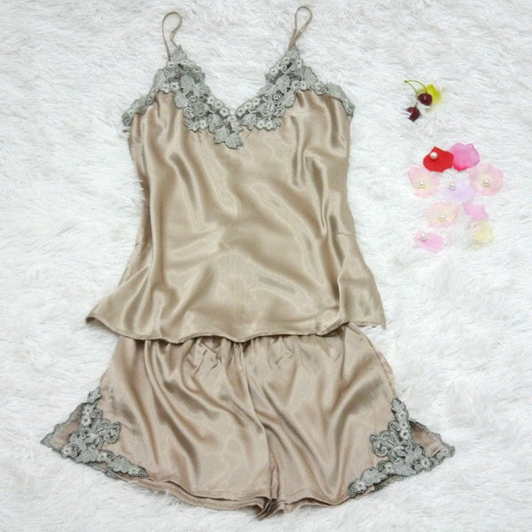 Silk Sleepwear Sets KW179280