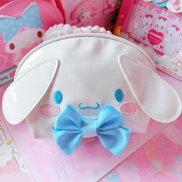 Cute Cinnamoroll Makeup Bag