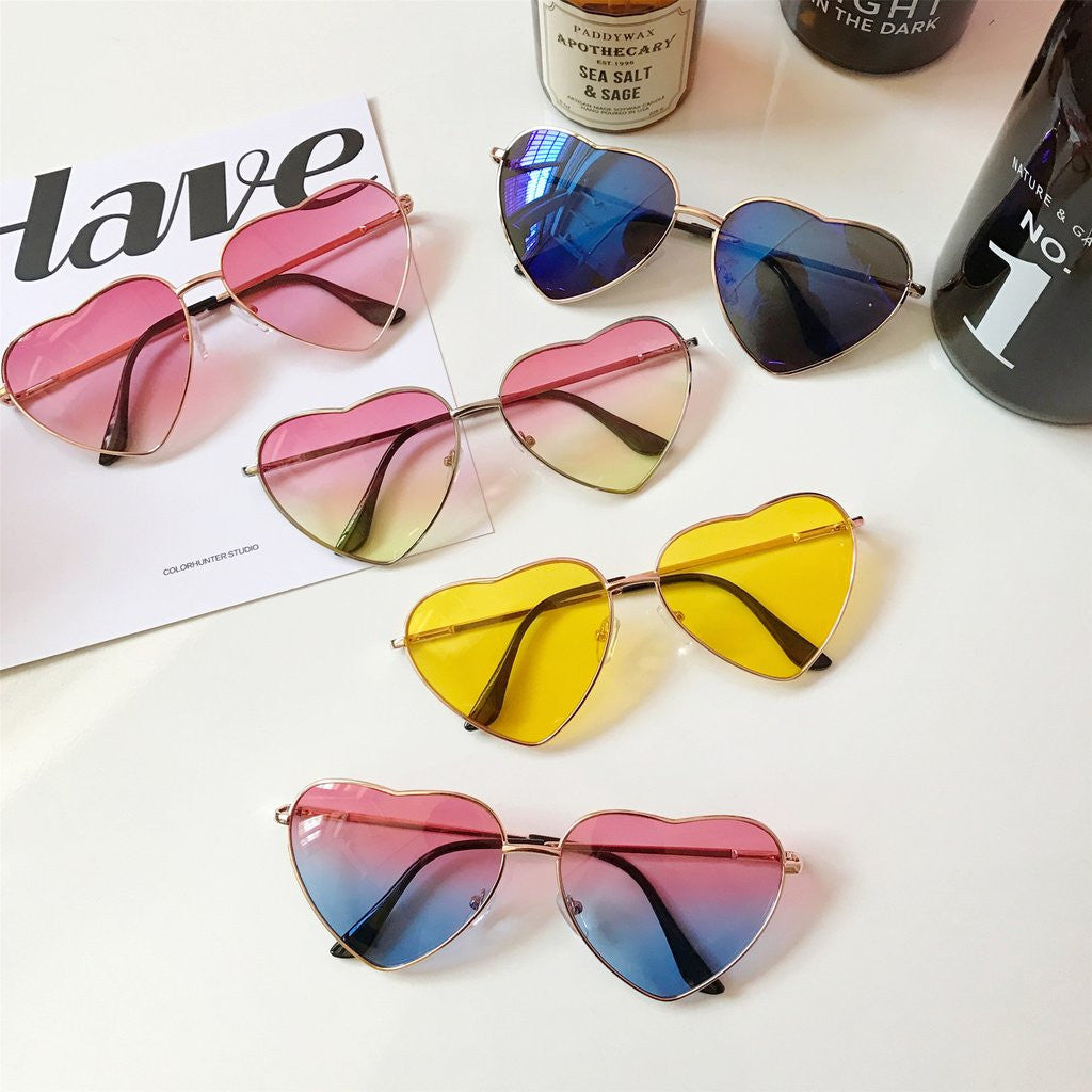 Harajuku Fashion Gradient Glasses