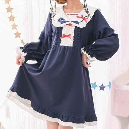 Harajuku Fashion Lolita Dress KW179722