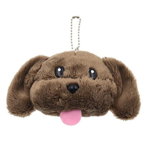 YURI on ICE Cute Plush Poodle Key Chain K13141