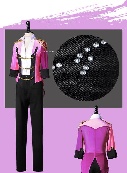 YURI!!! on ICE Victor Nikiforov Grand Prix Cosplay Costume  KW178895