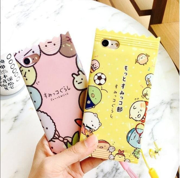 Cute Cartoon Candy Phone Case KW178747