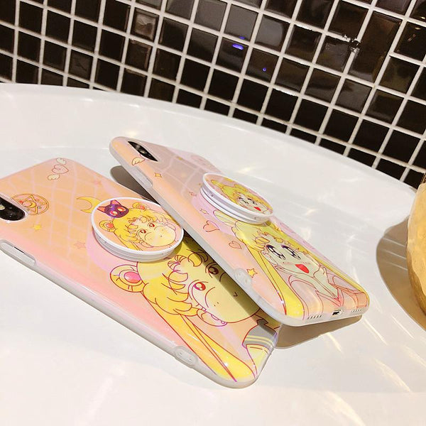 Sailor Moon Gasbag Ring Phone Case K13535