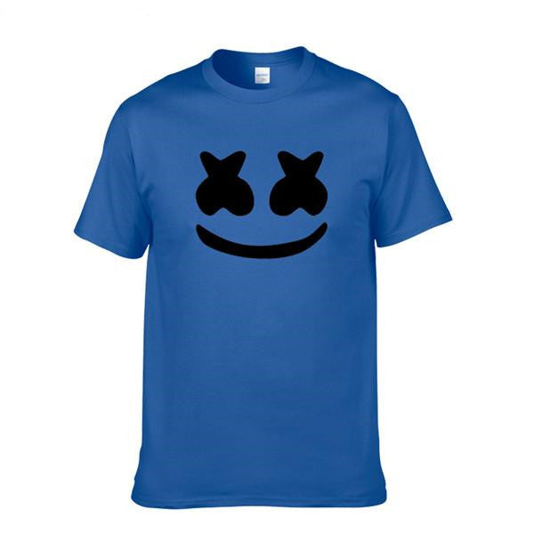 Marshmello Face T-shirt
