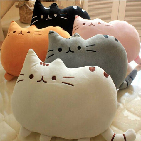 Cute Biscuit Cat Cushion KW165887