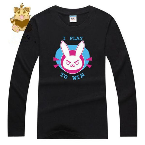 DVA Lovely Printing Cotton T-shirt