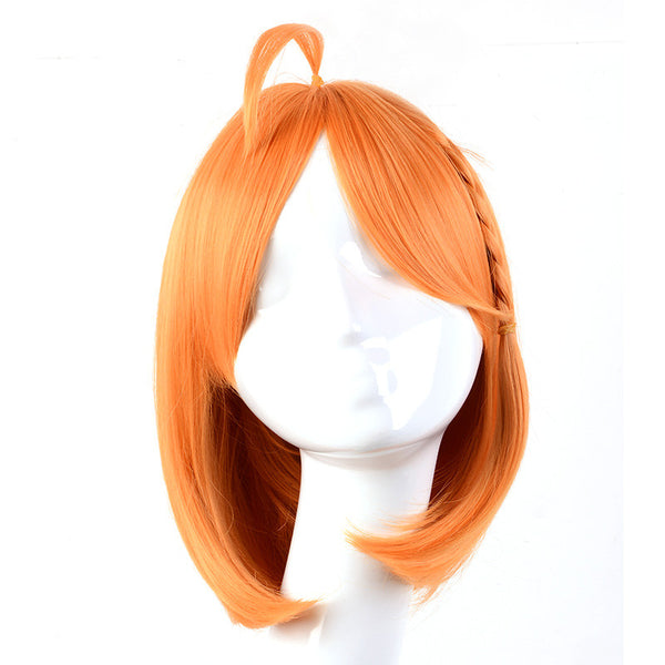Cartoon Lovelive Sunshine Characters Brazilian Hair Wig