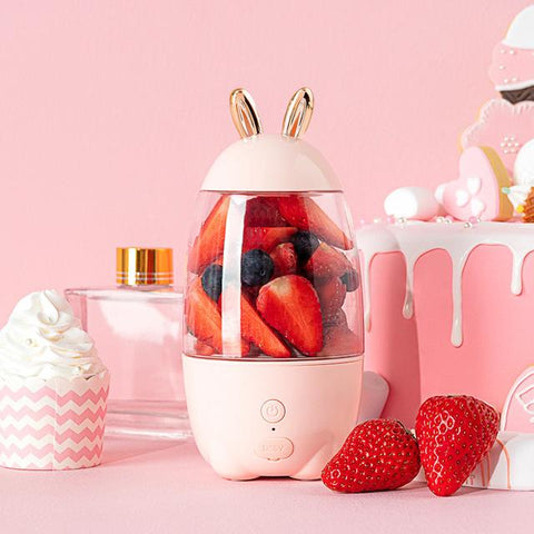Portable Juicer Household Electric Juicer Cup K14916 - kawaiimoristore