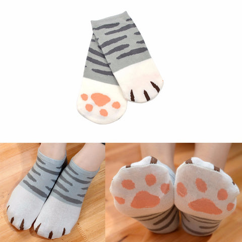 Cute Cat Claw Socks KW167141