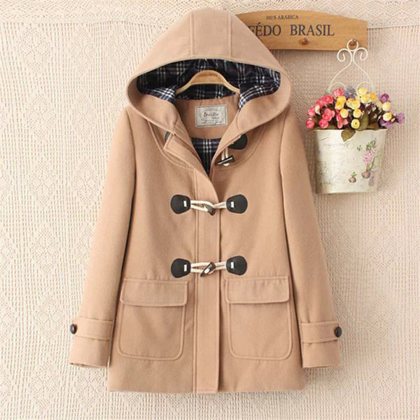 Japanese hooded Coat KW179027