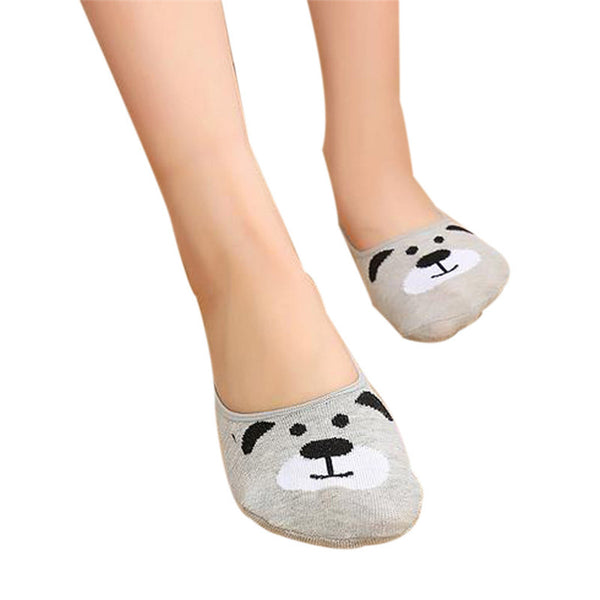 Cute Kitty/Rabbit/Bear Socks
