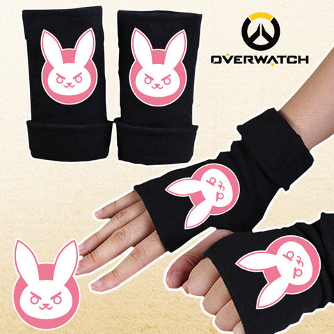 D.VA Fingerless Gloves KW179932