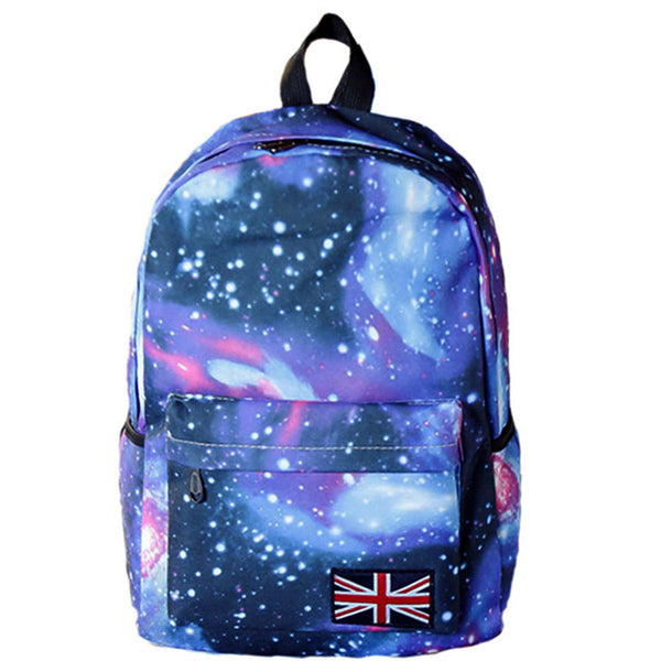 Galaxy Stylish Canvas Backpack KW179060